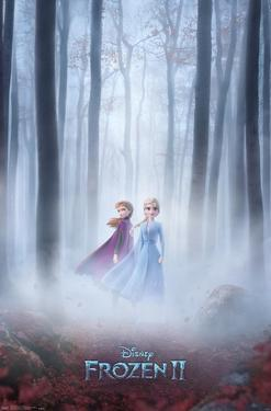 Frozen 2 - One Sheet  (Pre-Order - Approximate ship date 11/8)