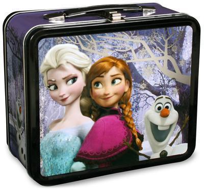 Frozen - Elsa, Anna, Olaf Lunch Box