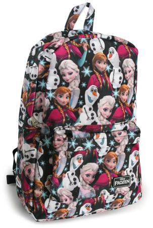 Frozen - Elsa, Anna, Olaf Nylon Backpack