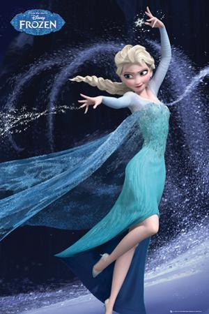 Frozen - Elsa Let It Go