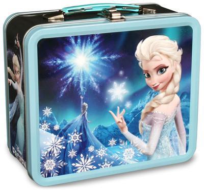 Frozen - Elsa Lunch Box