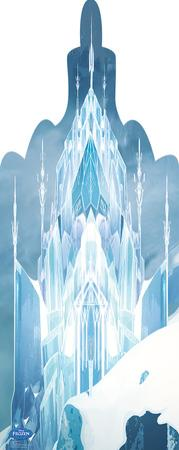Frozen Ice Castle - Disney's Frozen Lifesize Standup