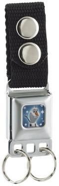 Frozen Olaf Keychain