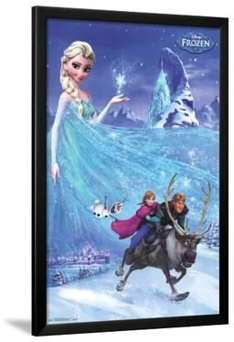 Frozen One Sheet