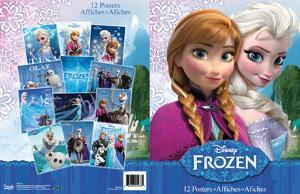 Frozen - Poster Book