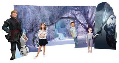 Frozen Scene