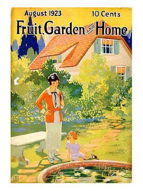Fruit Garden and Home, 1923, USA