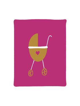 Baby Girl Pram by FS Studio