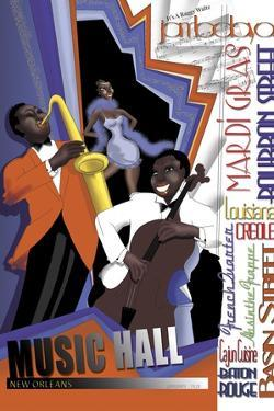 New Orleans Jazz Band by FS Studio