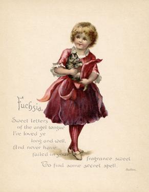 Fuchsia, 'Language of Flowers'