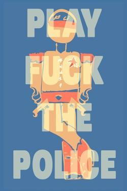 Fuck the Police by Annimo