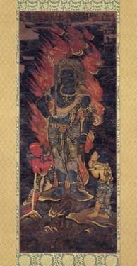 Fudo Myoo and Two Attendents