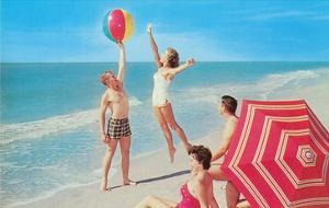 Fun on the Beach, Retro