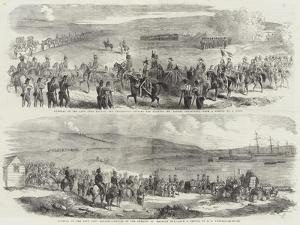 Funeral of the Late Lord Raglan