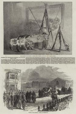 Funerals of Lieutenant-General Sir Charles James Napier