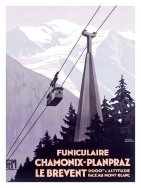 Funiculaire Chamonix-Planpraz