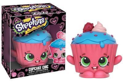 Funko Shopkins - Cupcake Chic Vinyl Figure