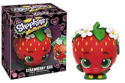Funko Shopkins - Strawberry Kiss Vinyl Figure