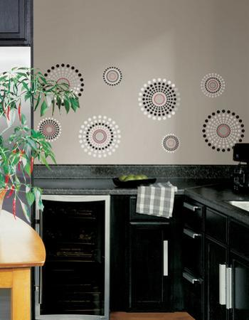 Fusion Peel & Stick Wall Decals