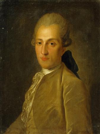 Portrait of Vasily Sergeyevich Naryshkin (1740-180), 1770S