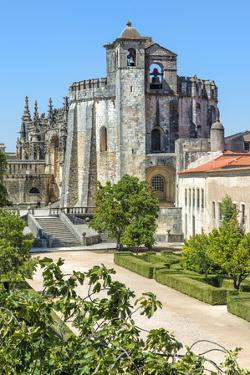 Convent of the Order of Christ, UNESCO World Heritage Site, Tomar, Ribatejo, Portugal, Europe by G and M Therin-Weise