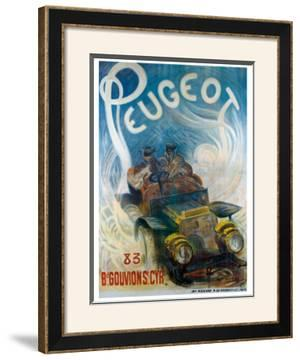 Peugeot by G. De Burggrill