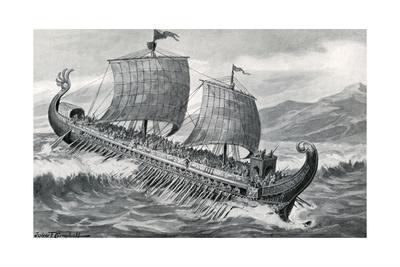 The Trireme of Pytheas