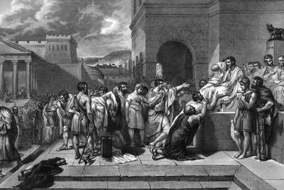Brutus Condemns Sons