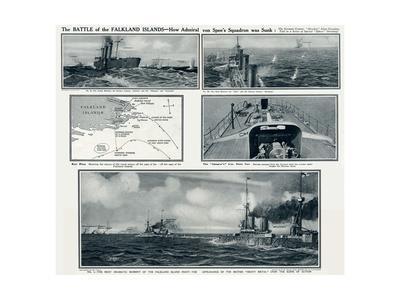 Battle of the Falkland Islands