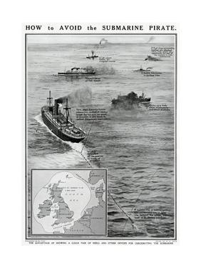 How to Avoid the Submarine Pirate by G.h. Davis