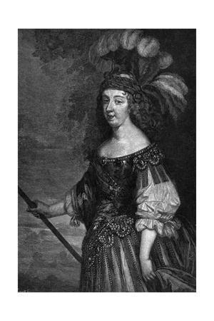 Duchesse Montpensier