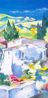 Sous le Ciel de Provence IV by G. Lefranc