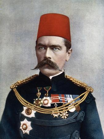 Horatio Herbert Kitchener, 1st Earl Kitchener, British Field Marshal, Diplomat and Statesman, 1902