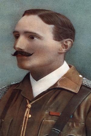 Raymond Harvey De Montmorency, VC, Commanding Montmorency's Scouts, C1900