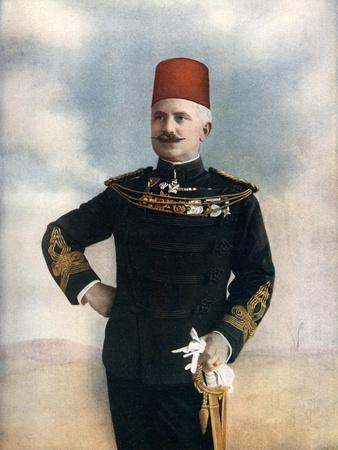 Sir Francis Reginald Wingate, British General and Administrator in the Sudan, 1902