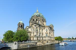 Berlin Cathedral, Berlin, Brandenburg, Germany, Europe by G & M Therin-Weise