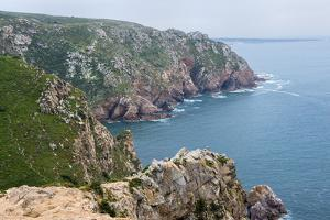 Cabo Da Roca, Sintra National Park, Lisbon Coast, Portugal, Europe by G&M Therin-Weise