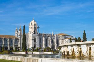 Mosteiro Dos Jeronimos (Monastery of the Hieronymites), UNESCO World Heritage Site, Belem by G&M Therin-Weise