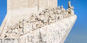 Padrao Dos Descobrimentos (Monument to the Discoveries), Belem, Lisbon, Portugal, Europe by G&M Therin-Weise