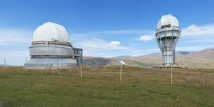 Tien Shan Astronomical Observatory, Ile-Alatau National Park, Assy Plateau, Almaty, Kazakhstan, Cen by G&M Therin-Weise