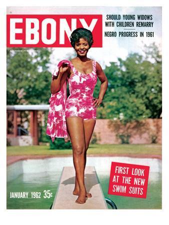 Ebony January 1962 by G. Marshall Wilson