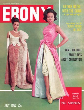 Ebony July 1962 by G. Marshall Wilson