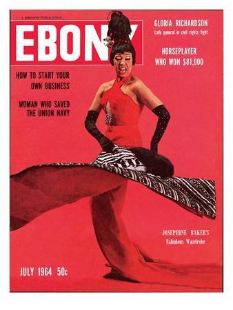 Ebony July 1964