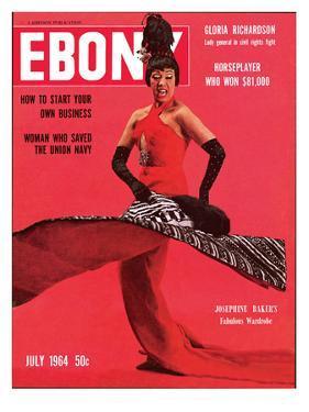 Ebony July 1964 by G. Marshall Wilson