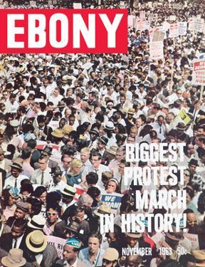 Ebony November 1963 by G. Marshall Wilson