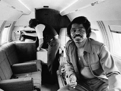 James Brown - 1975 by G. Marshall Wilson