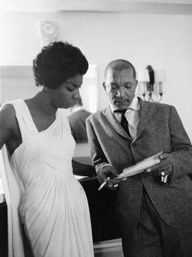 Nina Simone - 1959 by G. Marshall Wilson