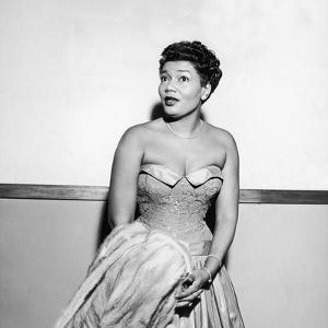 Pearl Bailey, 1954 by G. Marshall Wilson