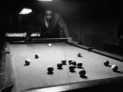 Sonny Liston - 1962 by G. Marshall Wilson