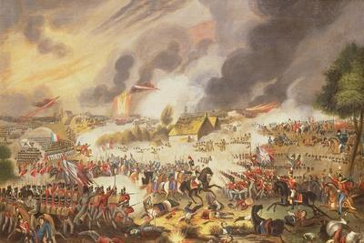 The Battle of Waterloo, 18th June 1815, 1842